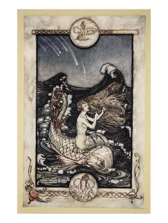 arthur-rackham-to-hear-the-sea-maids-music-illustration-from-midsummer-nights-dream-by-william-shakespeare-1908