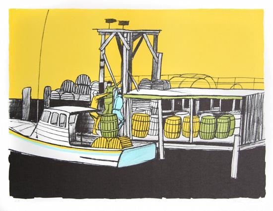 arthur-seiden-loading-the-boat
