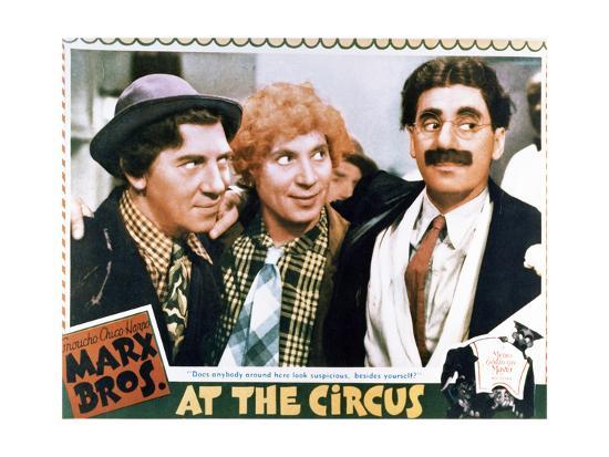 at-the-circus-lobby-card-reproduction