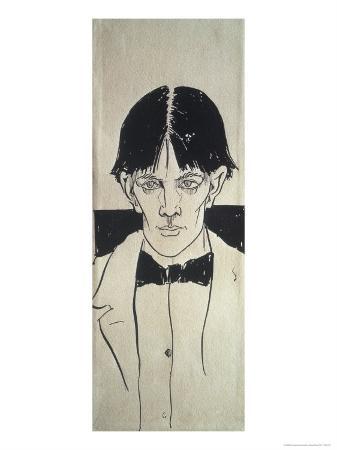 aubrey-beardsley-self-portrait