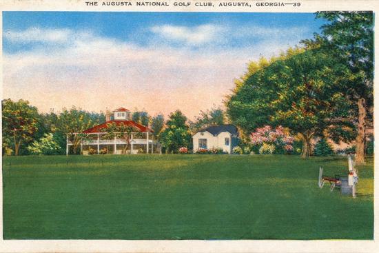 augusta-national-golf-club-house-c1935