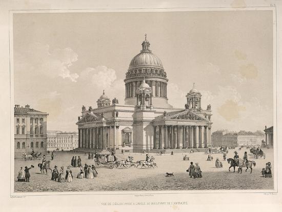 auguste-de-montferrand-saint-isaac-s-cathedral-as-seen-from-the-admiralteysky-prospekt-1845