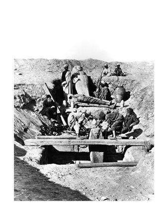 auguste-edouard-mariette-memphis-saqqara-egypt-1893