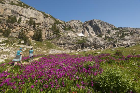 austin-cronnelly-women-day-hiking-to-avalanche-divide-from-the-s-fork-of-cascade-canyon-in-grand-teton-np-wyoming