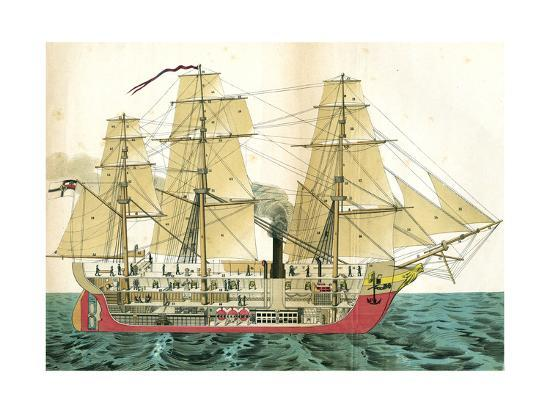 auxiliary-steamship