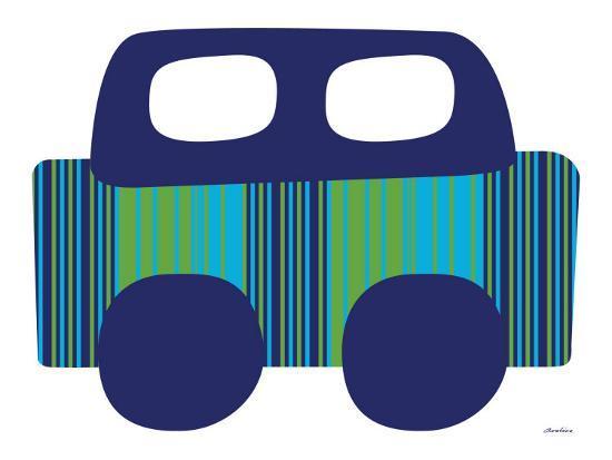 avalisa-blue-stripe-car