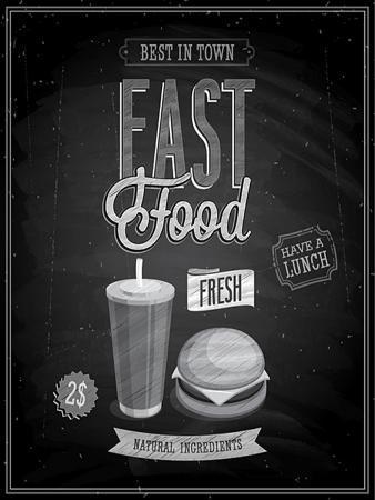 avean-vintage-fast-food-poster-chalkboard