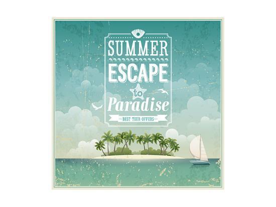 avean-vintage-seaside-view-poster