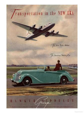 aviation-hawker-siddeley-cars-aeroplanes-air-uk-1940