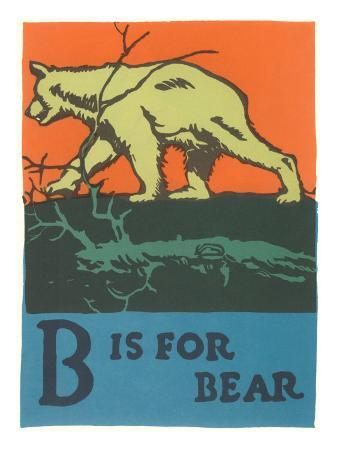 b-is-for-bear