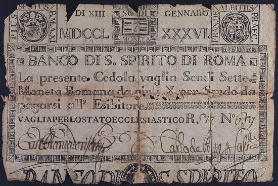 banknote-from-banco-di-santo-spirito-in-rome-1786-italy
