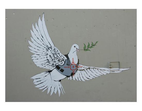 banksy-dove