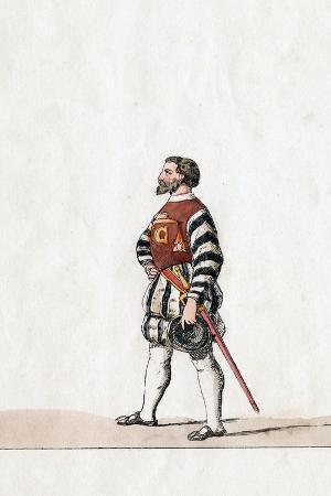baron-costume-design-for-shakespeare-s-play-henry-viii-19th-century