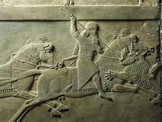 bas-relief-depicting-killing-of-lion