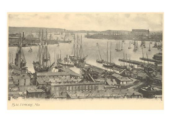 basin-and-locust-point-baltimore-maryland