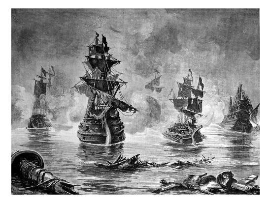 battle-between-the-english-fleet-and-spanish-armada-1588