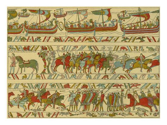 bayeux-tapestry-norman-attack-on-england