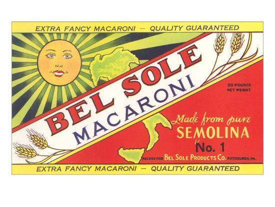 bel-sole-macaroni-label