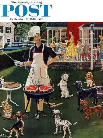 ben-kimberly-prins-hot-dogs-saturday-evening-post-cover-september-13-1958
