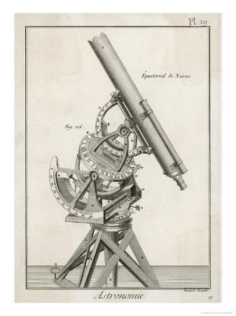 benard-nairn-s-equatorial-telescope