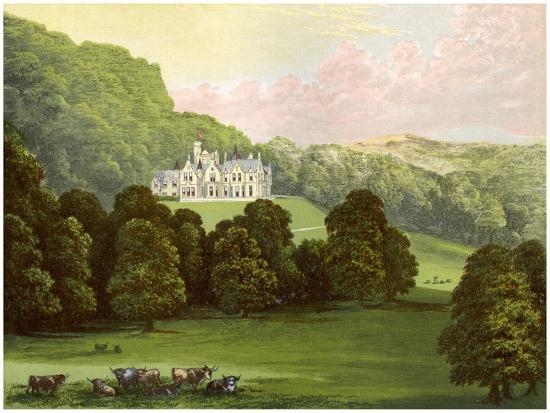 benjamin-fawcett-philiphaugh-selkirkshire-scotland-home-of-baronet-murray-c1880