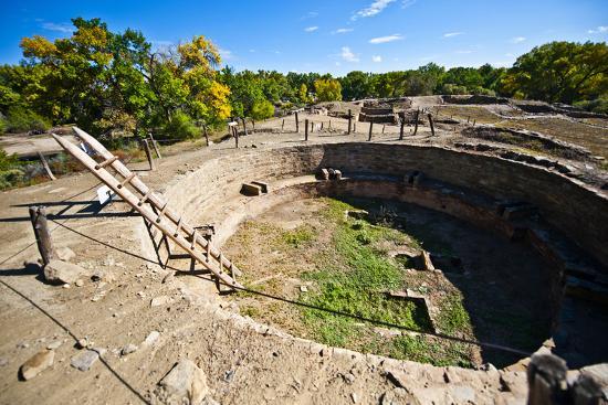 bernard-friel-new-mexico-archaeological-site