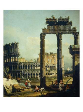 bernardo-bellotto-roman-caprice-with-the-colosseum