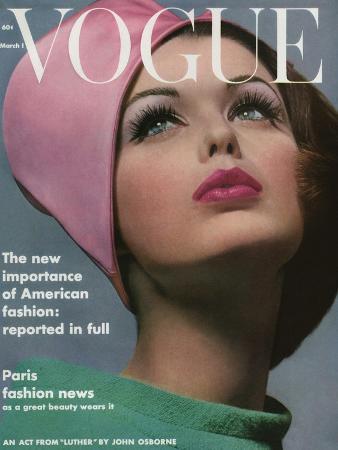 bert-stern-vogue-cover-march-1962
