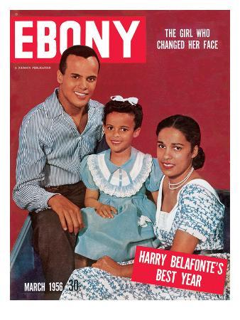 bertrand-miles-ebony-march-1956