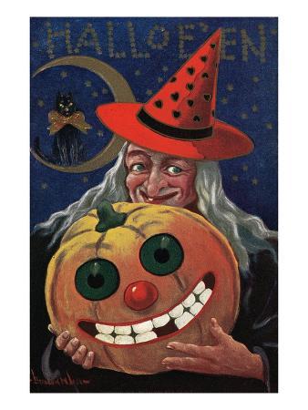 bettmann-witch-holding-a-pumpkin