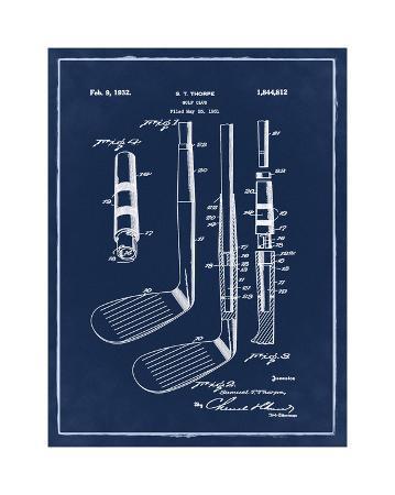 bill-cannon-golf-club-1931-blue-ii