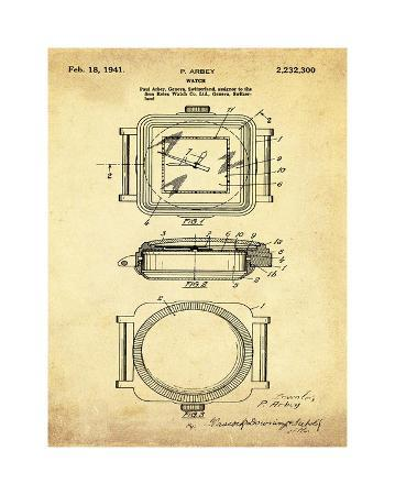 bill-cannon-rolex-watch-1941-antique