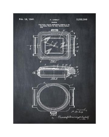 bill-cannon-rolex-watch-1941-black