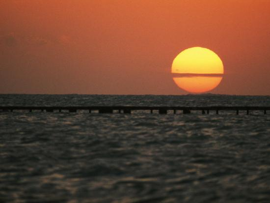 bill-curtsinger-sunset-on-the-water-at-key-west