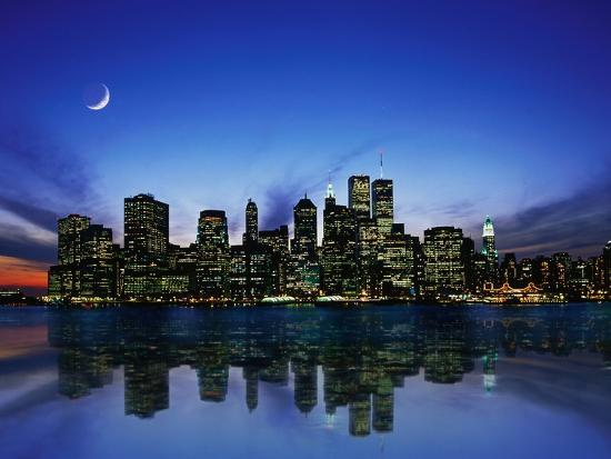 bill-ross-manhattan-skyline-and-reflection