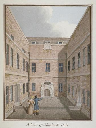 blackwell-hall-city-of-london-1819