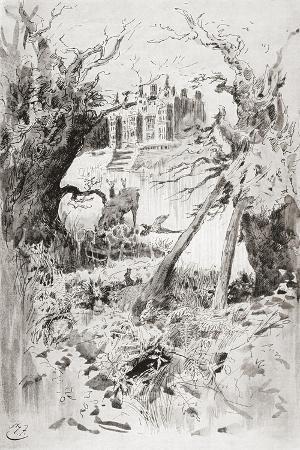 bleak-house-illustration-by-harry-furniss-for-the-charles-dickens-novel-bleak-house