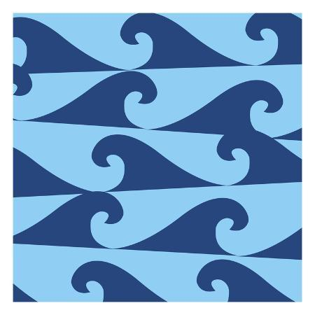 blue-waves-on-blue-pattern
