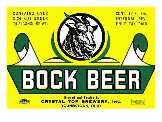 bock-beer