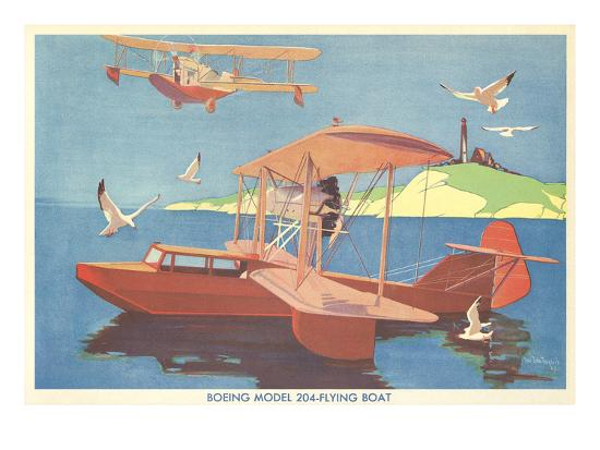 boeing-model-204-flying-boat
