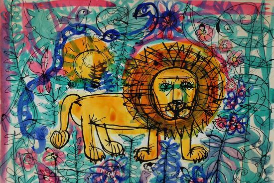 brenda-brin-booker-lion