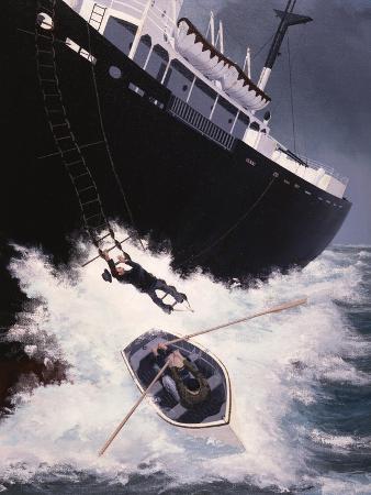 brian-hope-boarding-a-liberty-ship-1947
