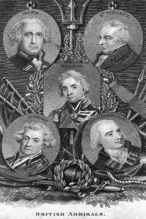 british-admirals
