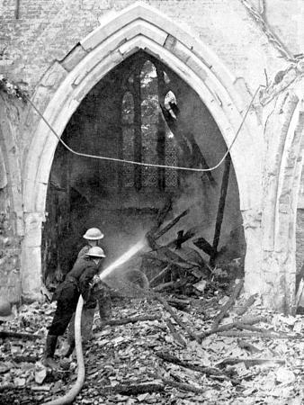 british-firefighters-damping-down-a-bombed-church-world-war-ii-june-1940