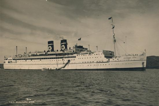 british-passenger-ship-ss-arandora-star-of-the-blue-star-line-1936