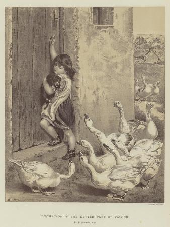 briton-riviere-discretion-is-the-better-part-of-valour