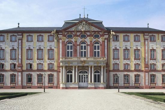 bruchsal-castle