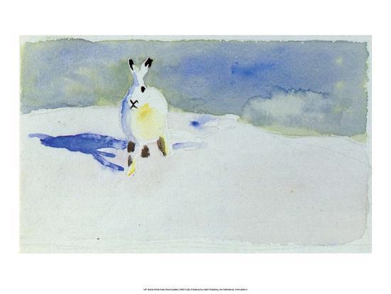 bruno-liljefors-winter-hare