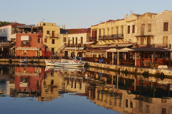 bruno-morandi-venetian-port-of-rethymnon-crete-greek-islands-greece-europe