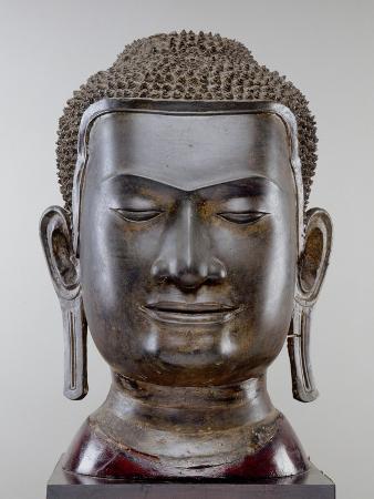 buddha-head-ayutthaya-culture-u-thong-style